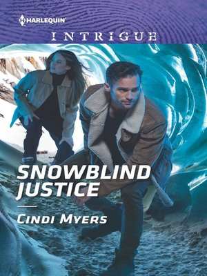 cover image of Snowblind Justice